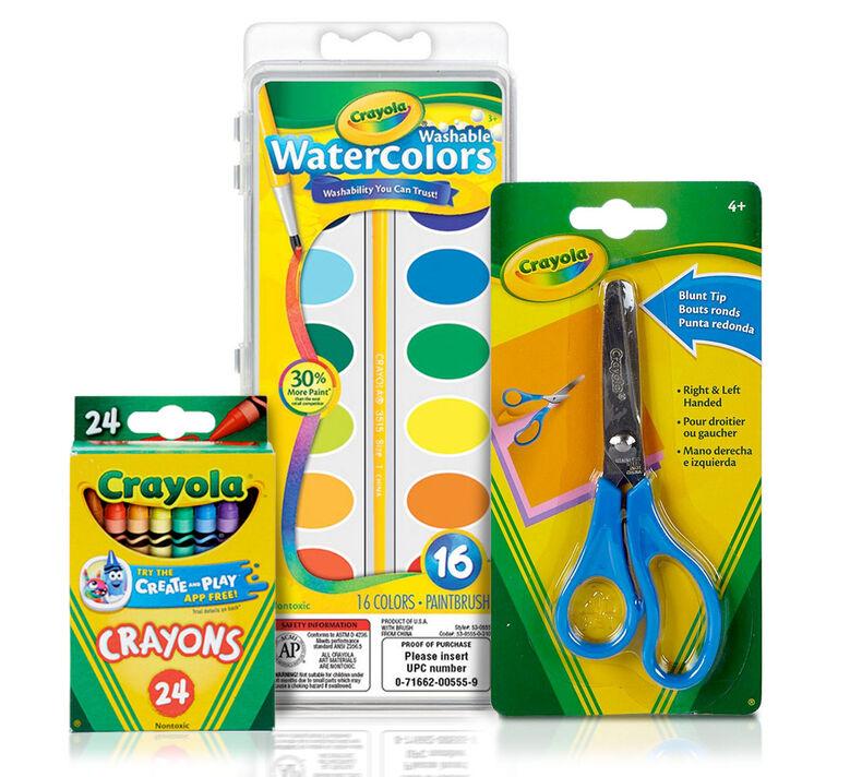 Watercolor Resist Mitten GarlandCraft Kit