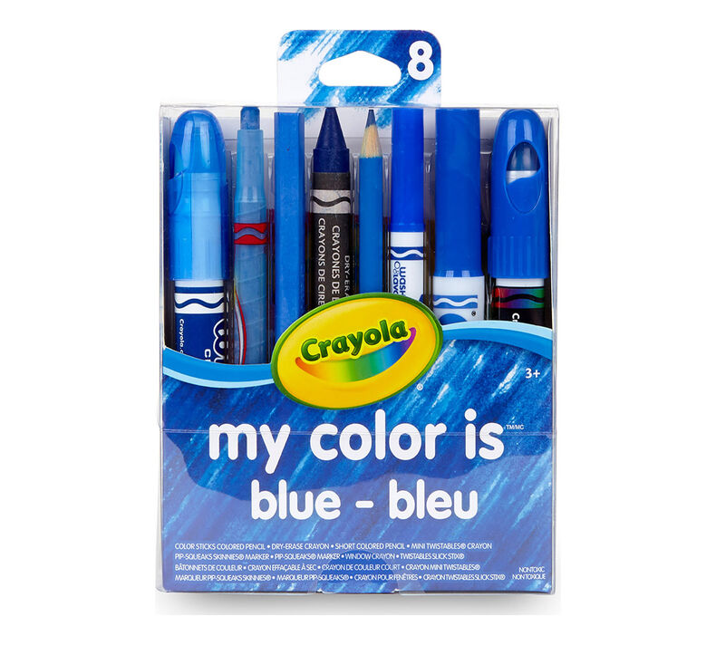 My Color is Blue
