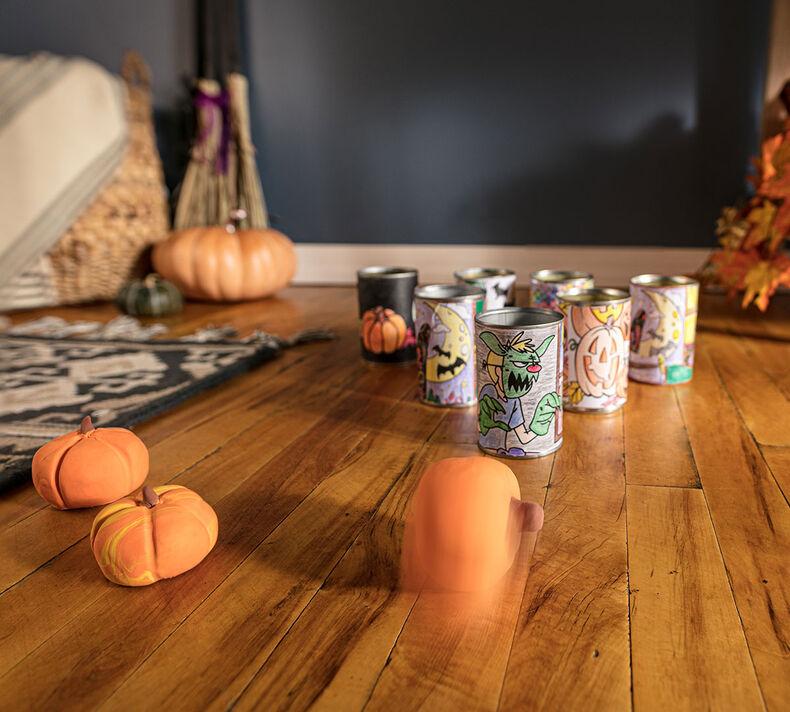 Halloween Bowling Craft Kit