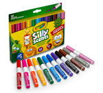 Silly Scents Markers Wedge Tips 12 count front
