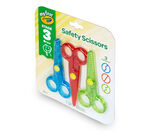 My First Safety Scissors 3 count front of package