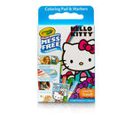 Color Wonder Mess Free Coloring Pad & Markers, Hello Kitty