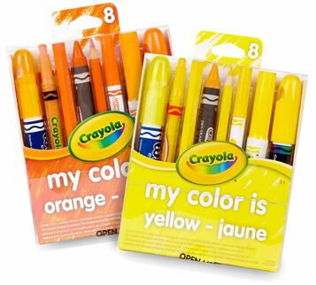 My Color is yellow or orange