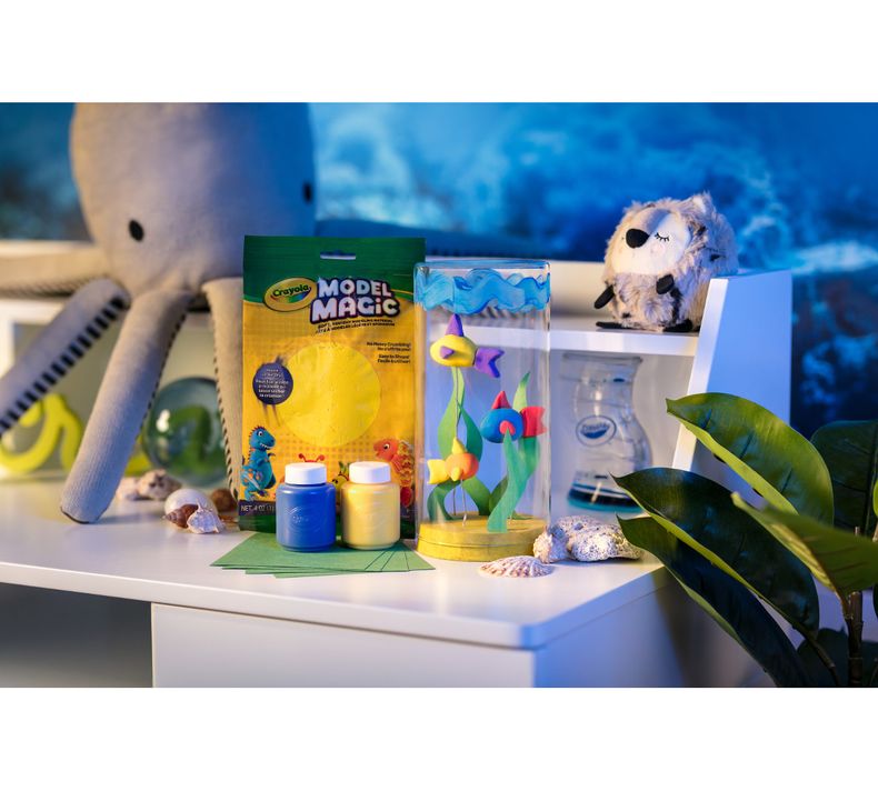 DIY Fish Tank Craft Kit
