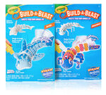 Build A Beast Craft Kits, Set of 2 Front View of Package