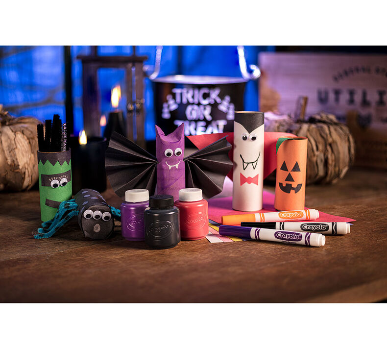 Haunted Halloween Decorations Craft Kit
