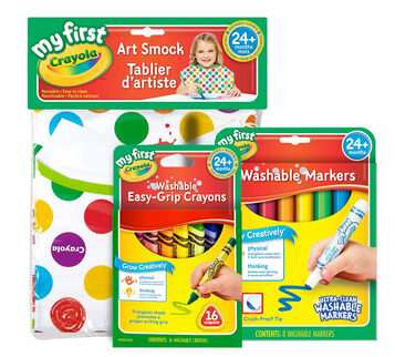 My First Crayola Starter kit