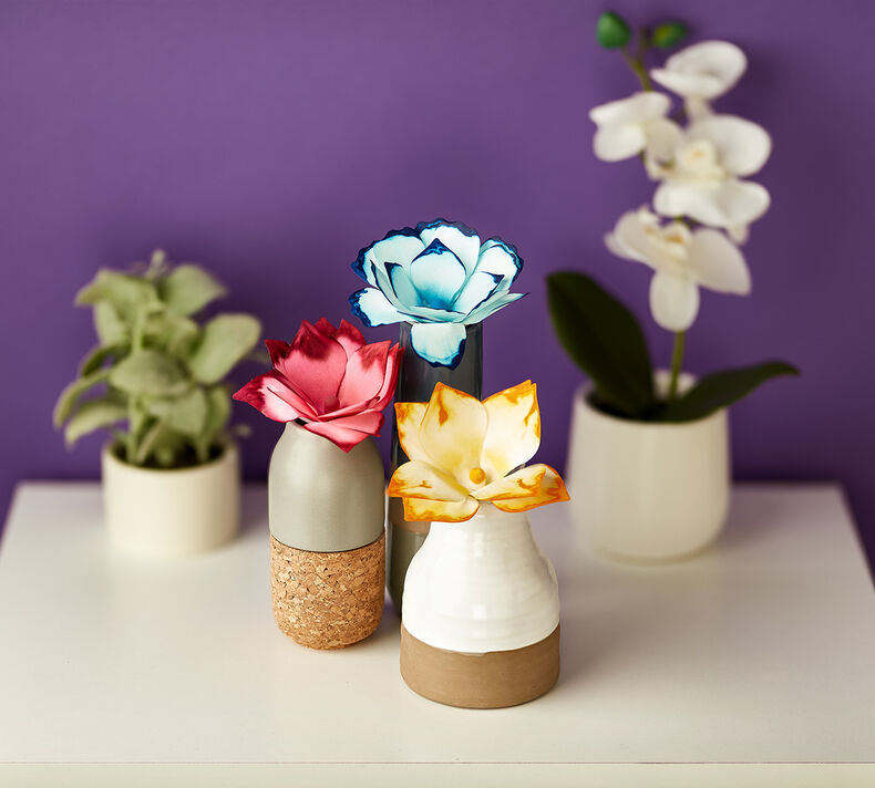 STEAM Paper Flower Science Kit