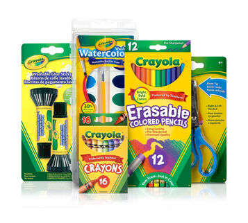 K-2nd Grade School Supplies Set - You Pick