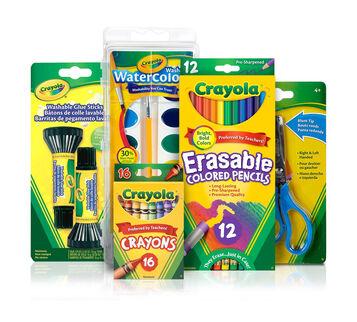 K-2nd Grade School Supplies Set - You Pick