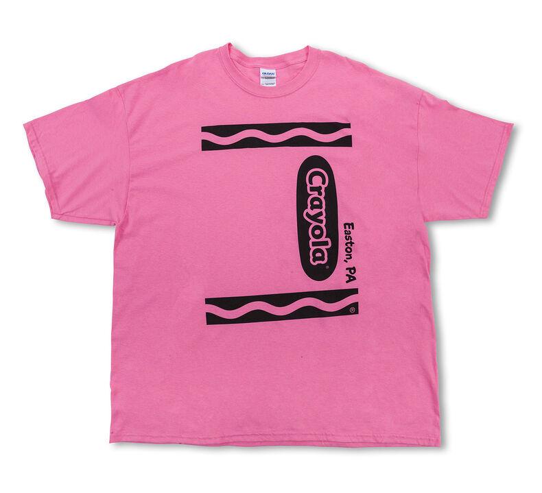 Crayola Adult I'm a Crayon T-Shirt