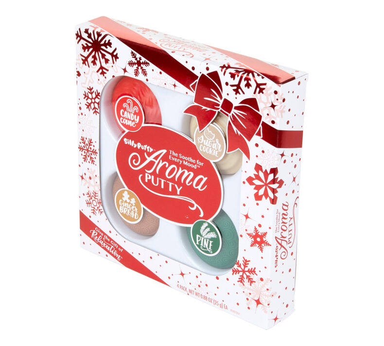 Aroma Putty Gift Set, Winter Scents