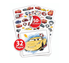 Cars 3 Color & Sticker Pages