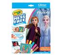 Color Wonder Mess Free Frozen 2 Glitter Effects Set, Front View