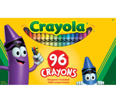 Crayons, 96 Count
