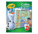 Frozen 2 Color and Sticker Book