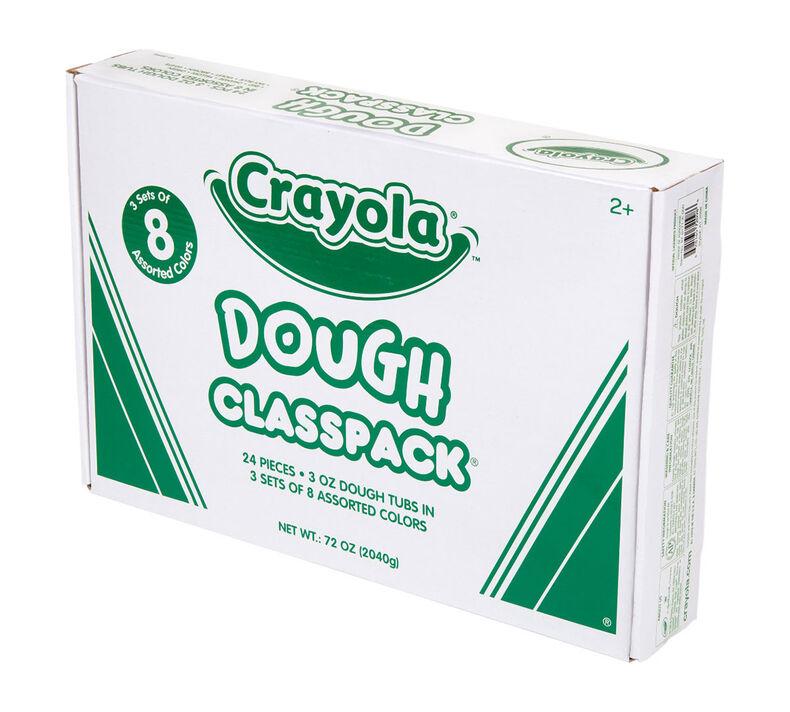 Dough Classpack, 24 Count