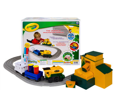 Imagination Express Imagineering Train Set by Lionel