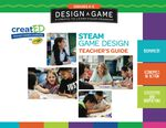 STEAM Design-a-Game for Classrooms for Grades 4-5 Front View