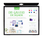 Signature DIY Gallery Designer gallery wall example