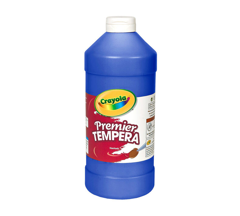 Premier Tempera Paint, 32 oz Bottle- Choose Your Color