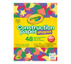 Construction Paper with Stencils and Shapes Bundle