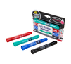 Take Note Colored Dry Erase Markers, 4 Count