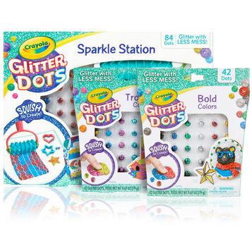 Glitter Dots Sparkle