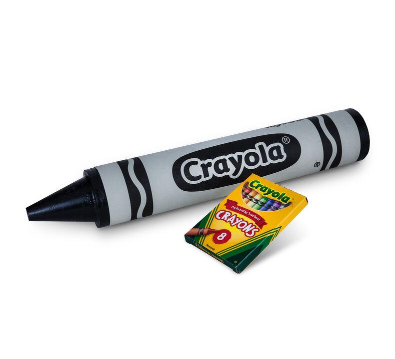 Giant Crayola Crayon - Night Owl