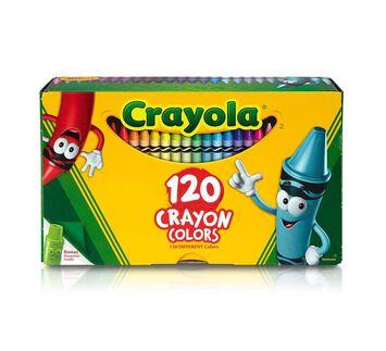 120ct Crayons