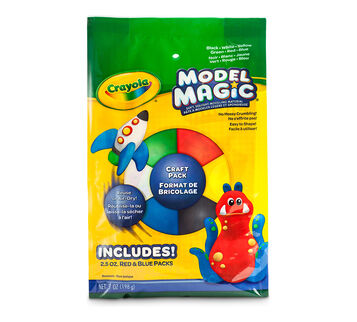 Model Magic Craft Pack