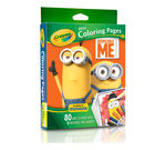 Mini Coloring Pages - Despicable Me