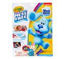 Color Wonder Mess Free Blue's Clues & You ColoringSet Front View