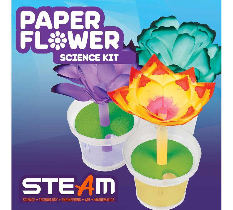 STEAM Paper Flower Science Kit