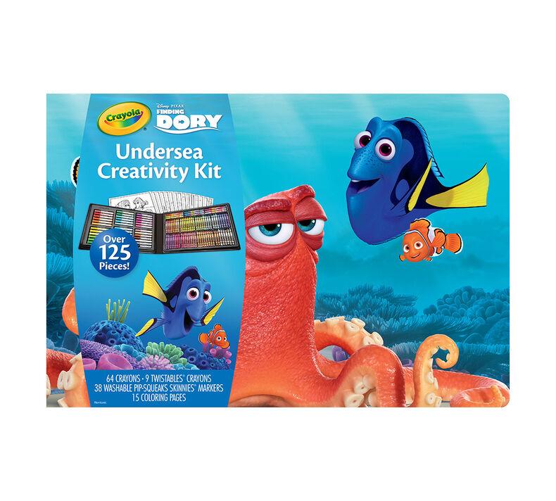 Large Undersea Creativity Kit, Finding Dory