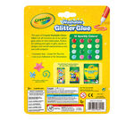 Washable Glitter Glue front