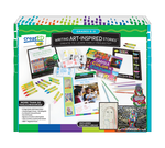 creatED® Family Engagement Kits, Writing Art-Inspired Stories: Grades 6-8: Understanding Self and Others Front View