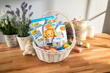 Color Wonder Mess Free Easter Basket Bundle