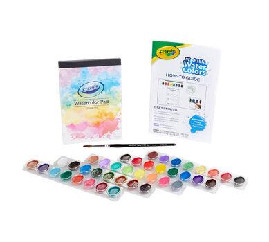 Watercolor Tutorial Kit