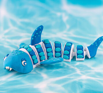 Build A Beast Shark Craft Kit