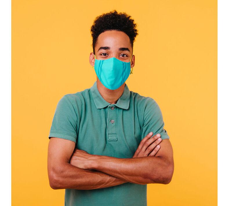 Crayola Teen & Adult Reusable Cloth Face Mask Set