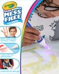 Color Wonder Mess Free Magic Light Brush Front View