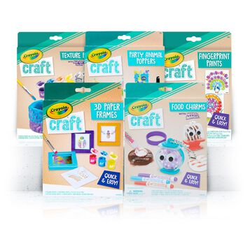 Crayola Craft Gift Set - You Pick