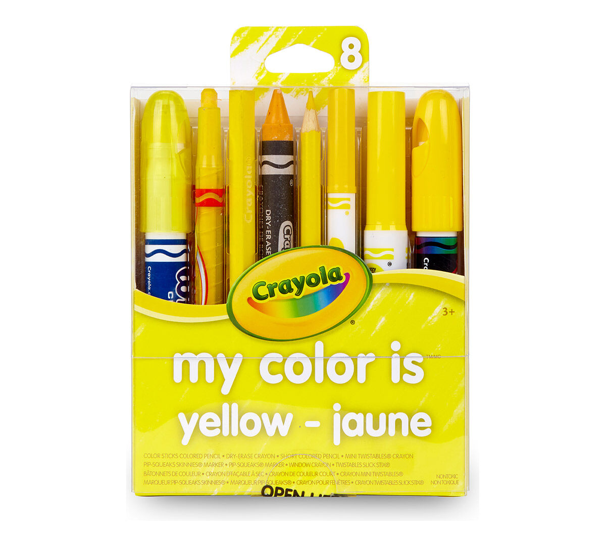 My Color is Yellow