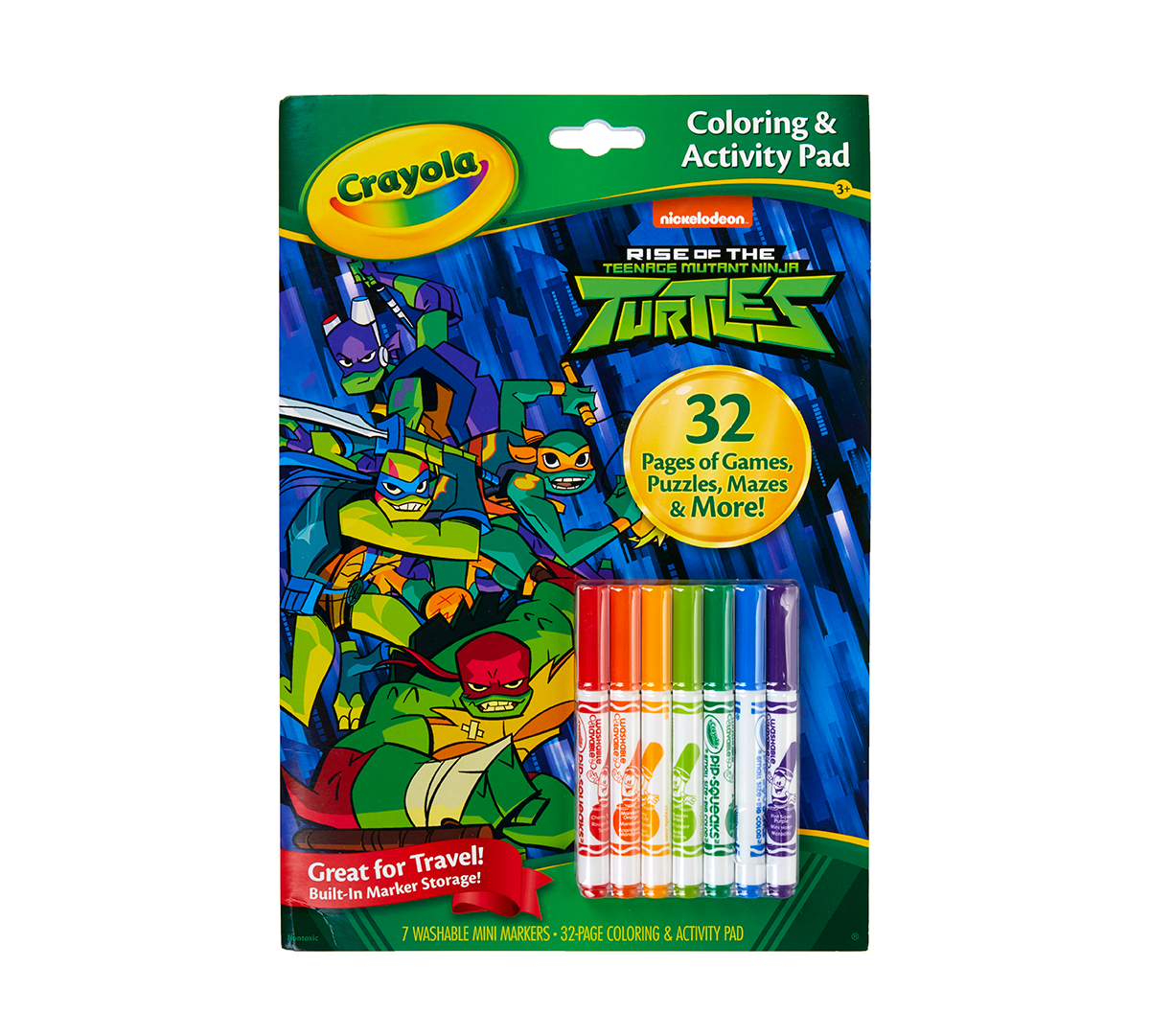 - Teenage Mutant Ninja Turtles Coloring Book Crayola.com Crayola