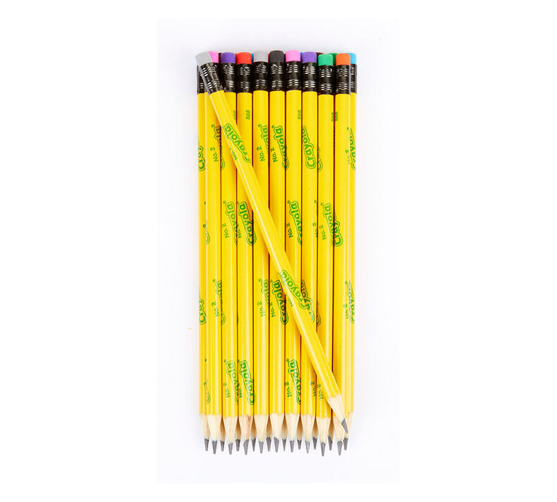 No. 2 Pencils, 20 Count
