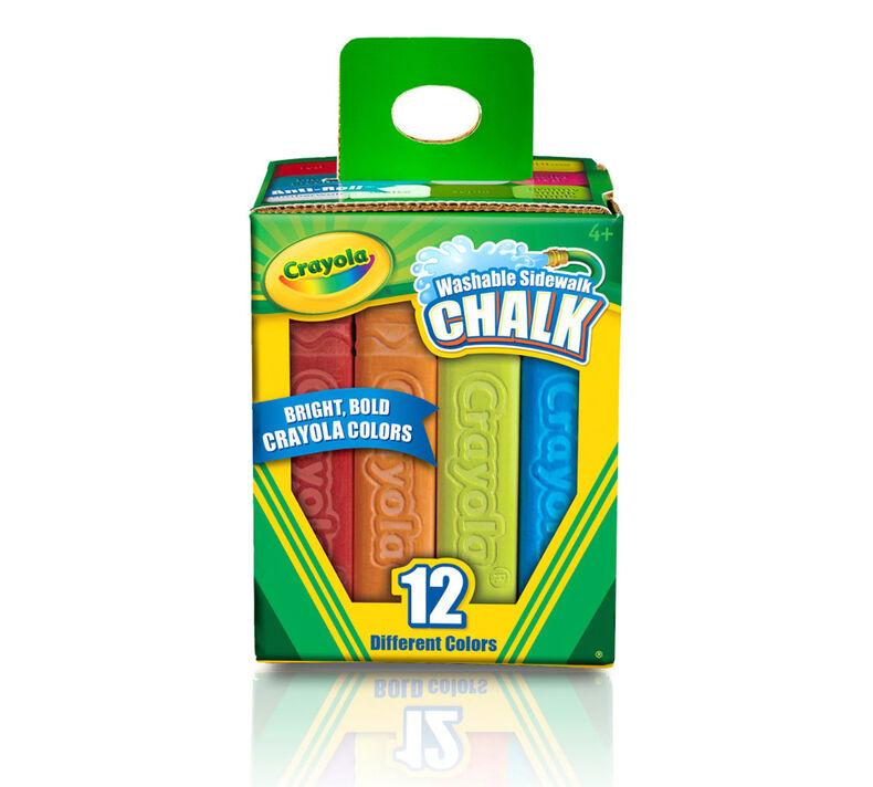 Sidewalk Chalk, 12 Count