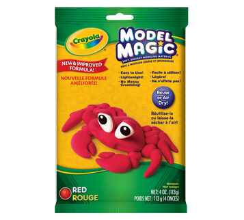 Model Magic 4 oz Red