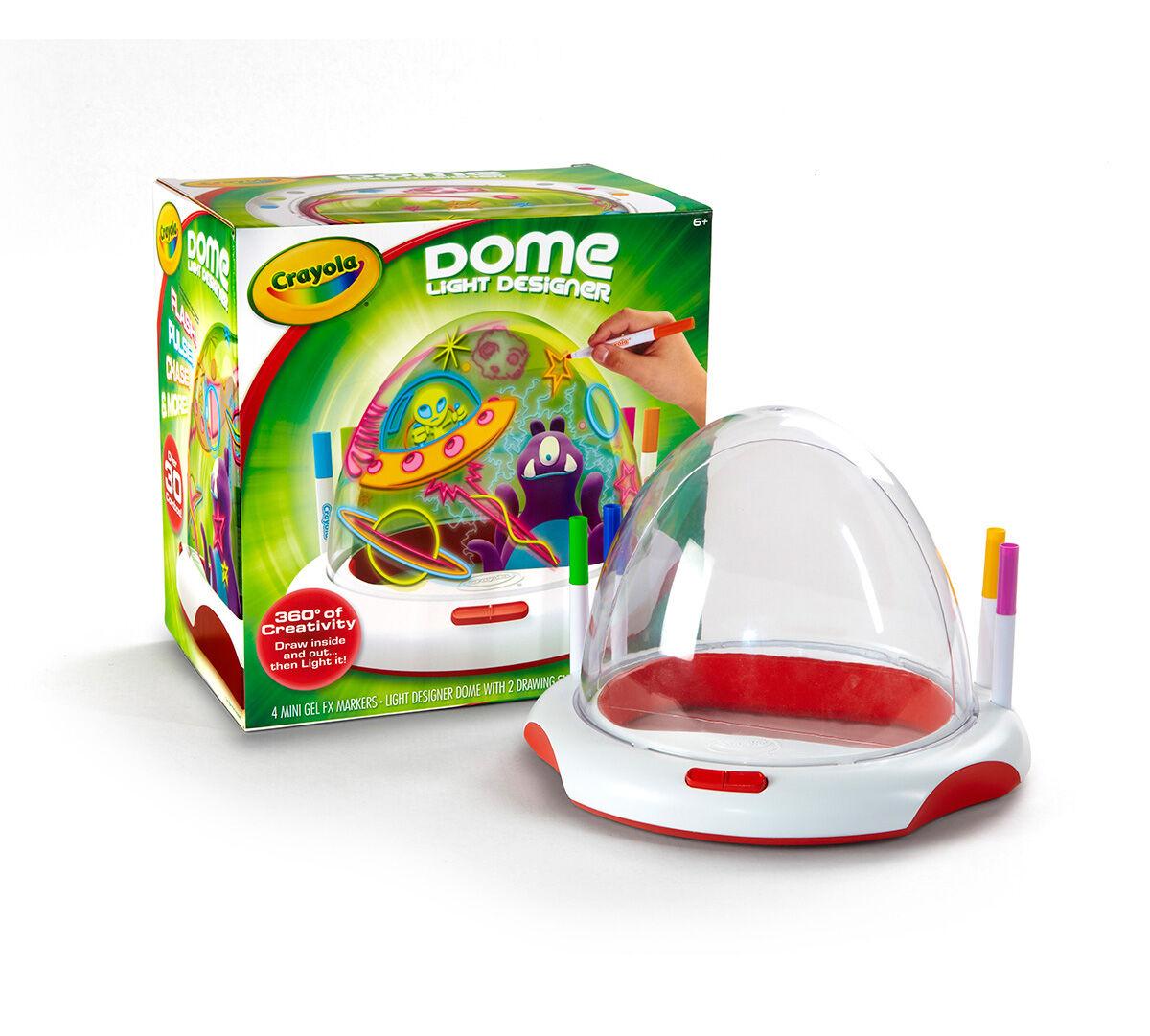 Crayola Color Dome Light Designer Crayola