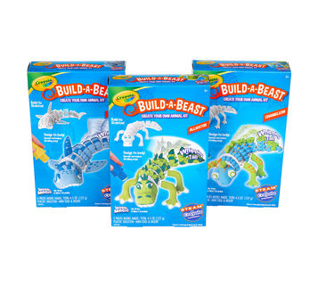 Build A Beast Bundle three boxes